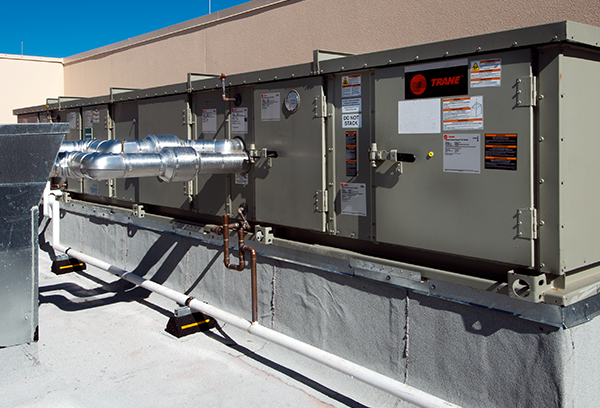 Health System HVAC Unit