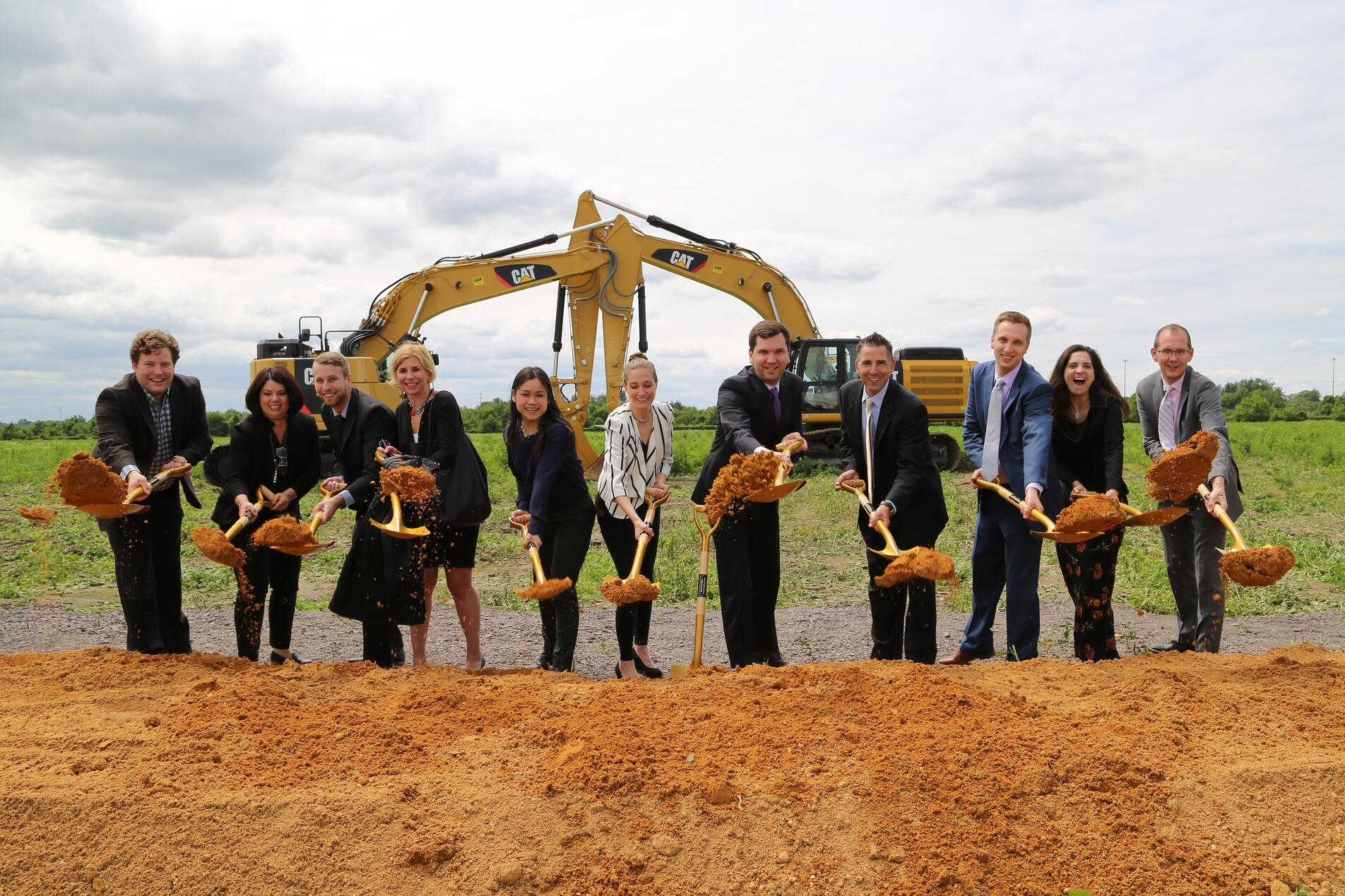 Inspira Mullica Hill Groundbreaking