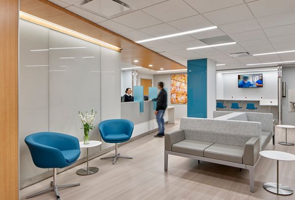 Health System Waiting Area